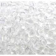 Miyuki Tropfen Beads 3x5,5mm 0131 Crystal ca 25gr