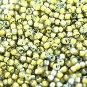 Miyuki Delica Beads Neon 1,6mm DB2046 luminous Warm Almond ca 5gr