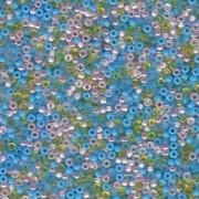 Miyuki Rocailles Beads 2mm Mix08 Serenity ca 24 Gr.