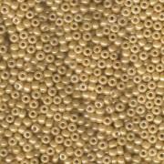Miyuki Rocailles Beads 3mm 0593 Ceylon dark Beige ca 13gr