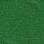 Miyuki Rocailles Beads 1,5mm 0146F transparent matt Green ca 11gr