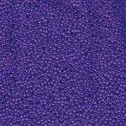 Miyuki Rocailles Beads 1,5mm 1486 dyed opaque Purple ca 11gr