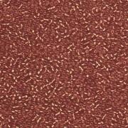 Miyuki Rocailles Beads 1,5mm 1639 silverlined semimatt dark Ruby ca 11gr