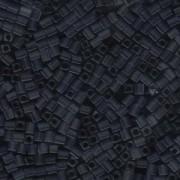 Miyuki Würfel Beads, Cube, Square Beads 3mm 2411F Montana Blue 20gr