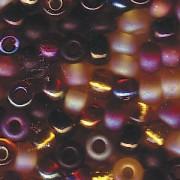 Miyuki Rocailles Beads 4mm Mix04 Wheatberry ca 20 Gr.