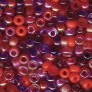 Miyuki Rocailles Beads 3mm Mix10 Melonberry ca 22gr
