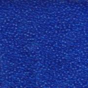 Miyuki Rocailles Beads 2mm 0150 transparent Sapphire Blue 12gr