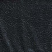 Miyuki Rocailles Beads 2mm 0401 opaque Black 12gr
