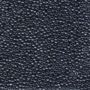 Miyuki Rocailles Beads 2mm 0451 metallic Hematite 12gr