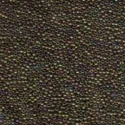 Miyuki Rocailles Beads 2mm 0462 rainbow metallic Gold 12gr