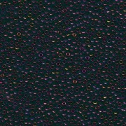 Miyuki Rocailles Beads 2mm 0469 rainbow Copper ca 12gr