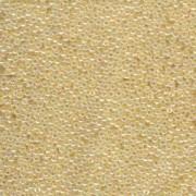 Miyuki Rocailles Beads 2mm 0516 ceylon Light Gold 12gr