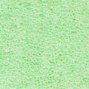 Miyuki Rocailles Beads 2mm 0520 ceylon Mint Green 12gr