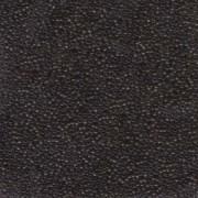Miyuki Rocailles Beads 1,5mm 0135 transparent Dark Brown ca 11gr