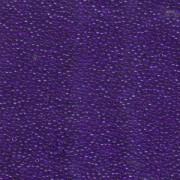 Miyuki Rocailles Beads 1,5mm 0151 transparent Cobalt Blue ca 11gr