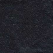 Miyuki Rocailles Beads 1,5mm 0401 opaque Black ca 11gr