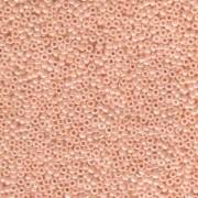 Miyuki Rocailles Beads 1,5mm 0429 opaque luster Misty Mauve ca 11gr