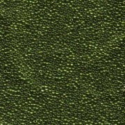 Miyuki Rocailles Beads 1,5mm 0459 metallic Olive ca 11gr