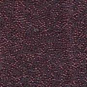 Miyuki Rocailles Beads 1,5mm 0460 metallic Dark Wine ca 11gr
