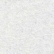 Miyuki Rocailles Beads 1,5mm 471 Pearl White ca 11gr