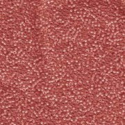 Miyuki Rocailles Beads 1,5mm 2249 inside colorlined Red Cranberry ca 11gr