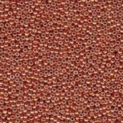 Miyuki Rocailles Beads 2mm 4207 Duracoat galvanized Pink Blush ca 23,5gr