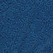 Miyuki Rocailles Beads 2mm 0149F transparent matt Aqua ca 12gr