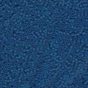 Miyuki Rocailles Beads 2,2mm 0149F oder 9660-474 transparent matt Aqua ca 10gr