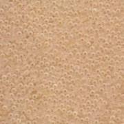 Miyuki Rocailles Beads 2,2mm 0155F oder 9660-214 transparent matt Pale Pink ca 10gr
