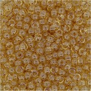 Miyuki Rocailles Beads 2,2mm 0161 oder 9660-654 rainbow golden Shadow ca 10gr
