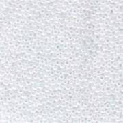 Miyuki Rocailles Beads 2,2mm 0528 oder 9660-014 ceylon White ca 10gr