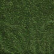 Miyuki Rocailles Beads 2mm 0158 transparent Olive ca 12gr