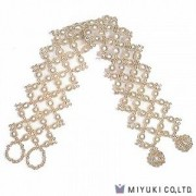 Miyuki Schmuck Bastelset BFK-2 Baroque Pearls Bracelet Kit