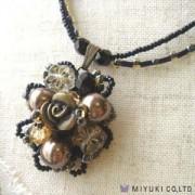 Miyuki Schmuck Bastelset BFK 125 Classy Bouquet Necklace