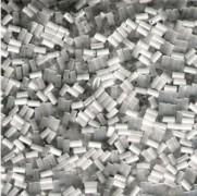 Miyuki Stäbchen Perlen Bugle Beads 3mm 0037 satin White 10gr