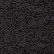 Miyuki Stäbchen Perlen Bugle Beads 3mm 0401F matt Black 10gr