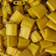 Miyuki Tila Beads 5mm Mustard TL2312 7,2gr