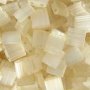 Miyuki Tila Beads 5mm Ivory Mist TL2592 7,2gr