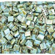 Miyuki Tila Picasso Beads 5mm matt Seaoam Green TL4514 ca 7,2gr