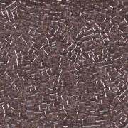 Miyuki Würfel Beads, Cube, Square Beads 1,8mm 0012 transparent silverlined Light Amethyst 12gr