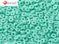 O-Beads 2x4mm 2463130 opaque Jade ca 8,1gr