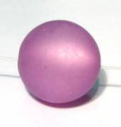 Polarisperle 18mm hell-lila 1 Stück