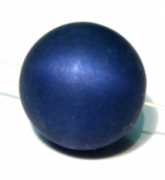 Polarisperle 18mm nachtblau 1 Stück