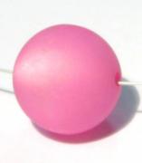 Polarisperle 18mm pink 1 Stück