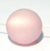 Polarisperle 18mm rosa 1 Stück