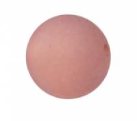 Polarisperle 18mm rosybrown 1 Stück