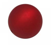 Polarisperle 18mm rubin 1 Stück