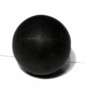 Polarisperle 18mm schwarz 1Stück