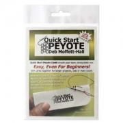 Quick Start Peyote Grösse 8er und 6er Perlen 3er Pack
