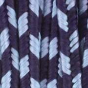 Rayon Soutache ST1080 Navy-Blue Stripe ca2,74m
